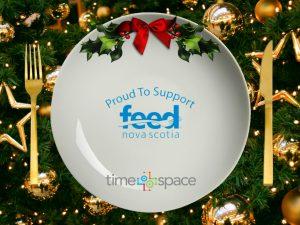 Feed Nova Scotia & Time + Space